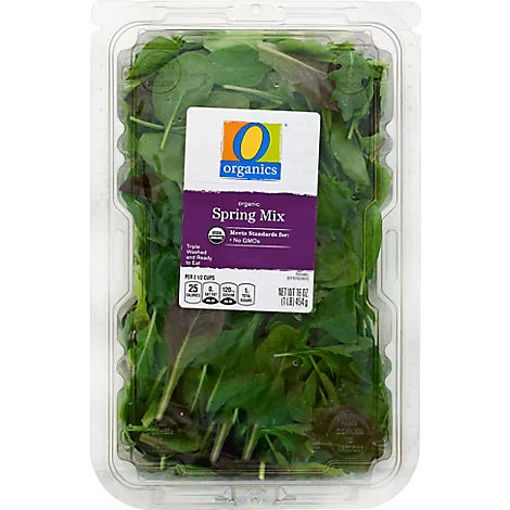 Picture of Organic Spring Mix - 16 Oz
