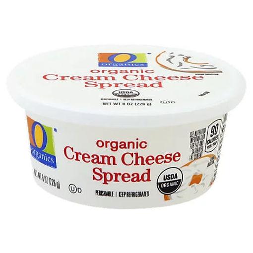 Picture of Organic Spread Cream Cheese - 8 Oz