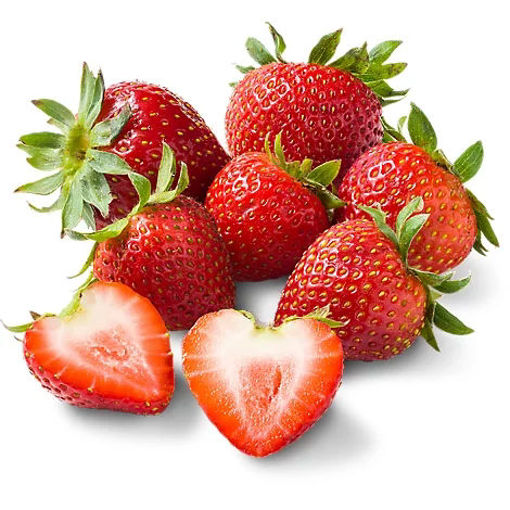 Picture of Organic Strawberries Prepacked - 1 Lb
