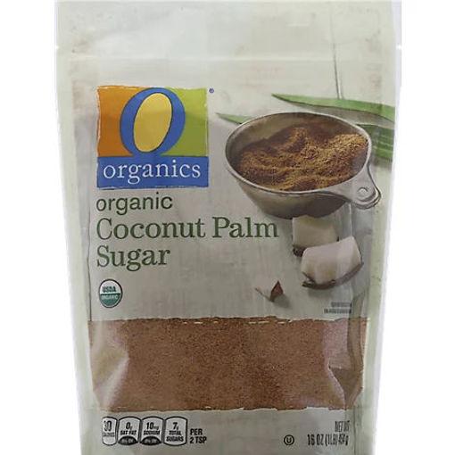 Picture of Organic Sugar Coconut Palm Sugar - 16 Oz