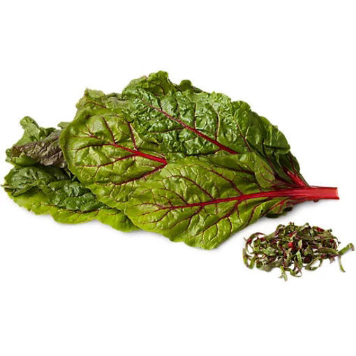 Picture of Organic Swiss Red Chard - 1 Bunch