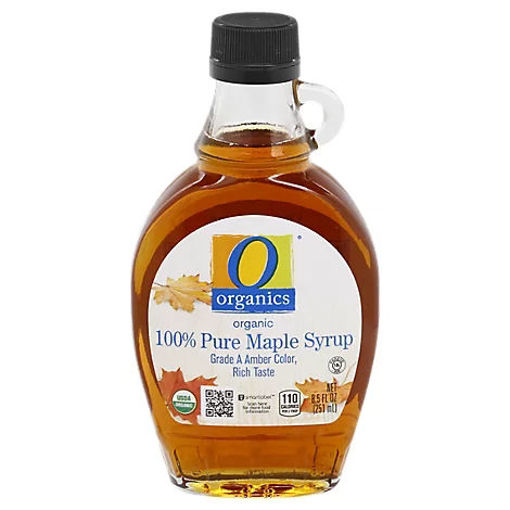 Picture of Organic Syrup 100% Pure Maple - 8.5 Fl. Oz.