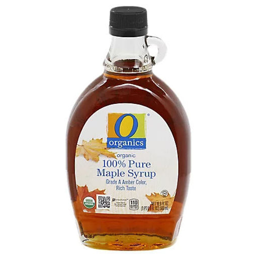 Picture of Organic Syrup Maple Pure 100% - 16.9 Fl. Oz.