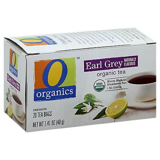 Picture of Organic Tea Earl Grey 20 Count - 1.41 Oz