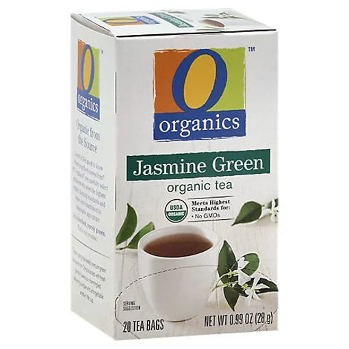 Picture of Organic Tea Jasmine Green 20 Count - 0.99 Oz