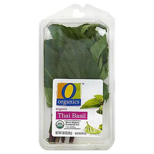 Picture of Organic Thai Basil - 0.66 Oz