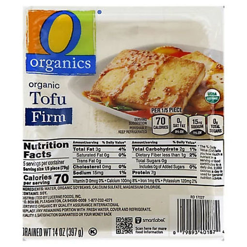 Picture of Organic Tofu Firm - 14 Oz