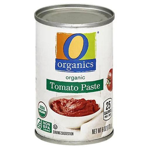 Picture of Organic Tomato Paste - 6 Oz