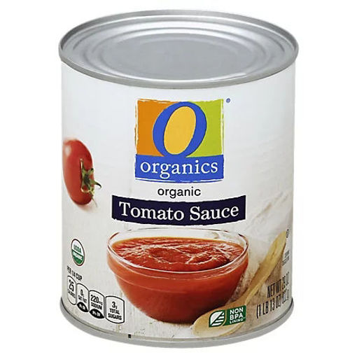 Picture of Organic Tomato Sauce Can - 29 Oz