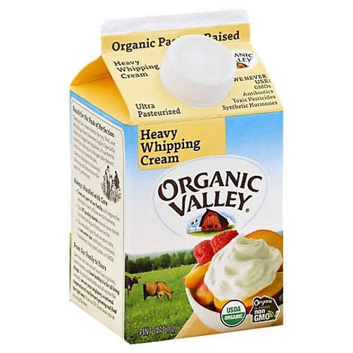Picture of Organic Valley Organic Heavy Whipping Cream - 16 Fl. Oz.