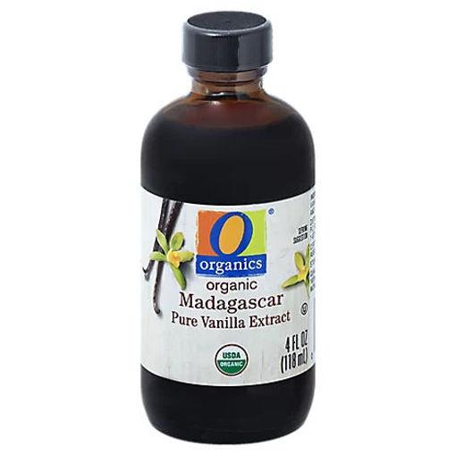 Picture of Organic Vanilla Extract Pure - 4 Fl. Oz.