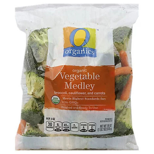 Picture of Organic Vegetable Medley - 18 Oz