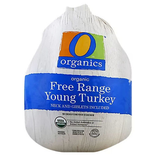 Picture of Organic Whole Turkey Frozen - Weight Between 9-16 Lb