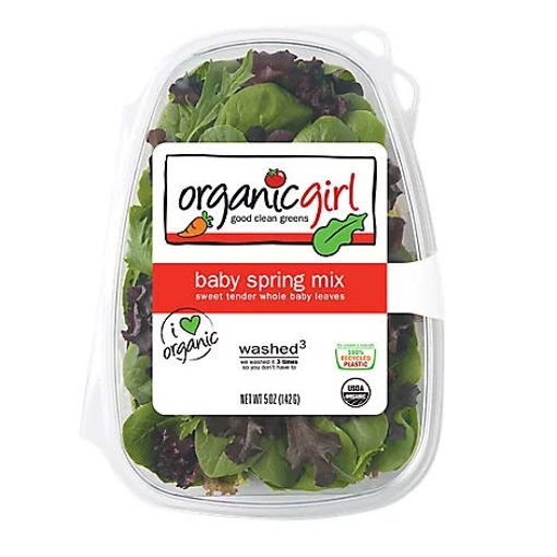 Picture of organicgirl Organic Baby Spring Mix Washed - 5 Oz