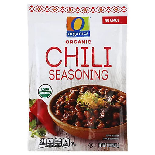 Picture of Orgnc Seasoning Mix Spicy Chili - 1 Oz
