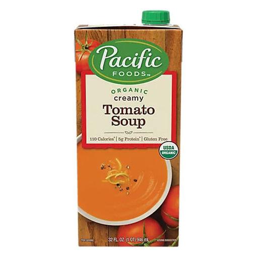 Picture of Pacific Organic Soup Tomato - 32 Fl. Oz.
