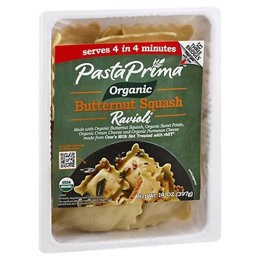 Picture of Pasta Prima Organic Butternut Squash Ravioli - 14 OZ