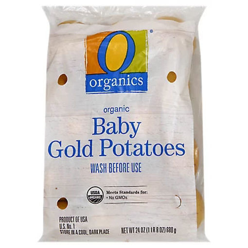 Picture of Potatoes Baby Golden - 1.5 Lb