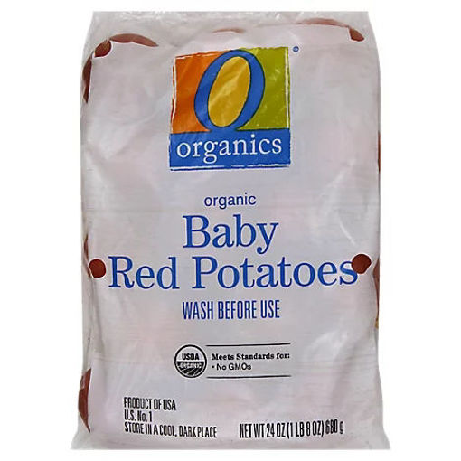 Picture of Potatoes Baby Red - 1.5 Lb