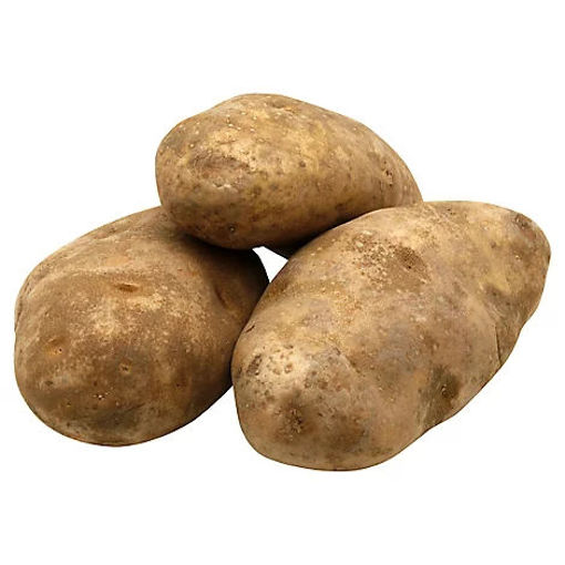 Picture of Potatoes Russet 3ct Organic - 3 Count