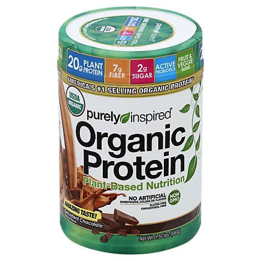 Picture of Purely In Organic Prtn Choc - 1.5 Lb