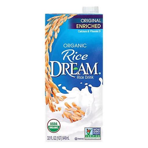 Picture of Rice Dream Rice Drink Enriched Original Organic - 32 Fl. Oz.