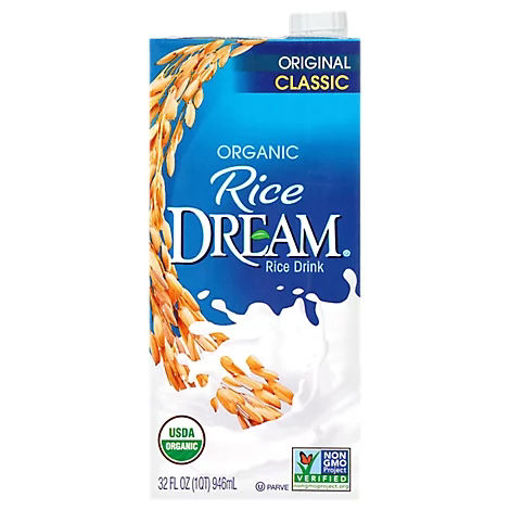 Picture of Rice Dream Rice Drink Organic Classic Original - 32 Fl. Oz.