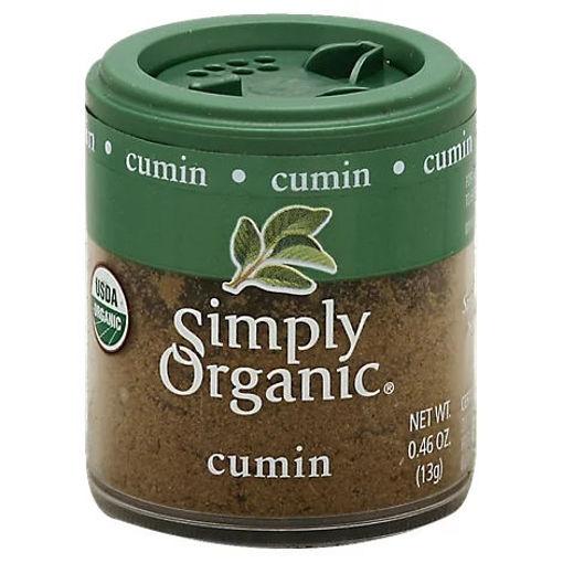 Picture of Simply Organic Cumin - 0.46 Oz