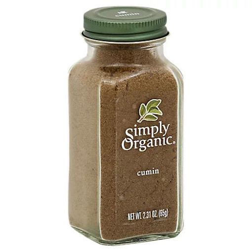 Picture of Simply Organic Cumin - 2.31 Oz