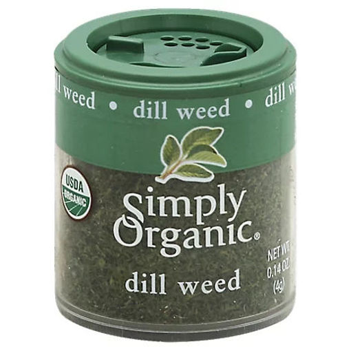 Picture of Simply Organic Dill Weed - 0.14 Oz