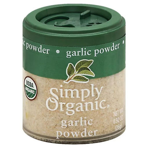 Picture of Simply Organic Garlic Powder - 0.92 Oz