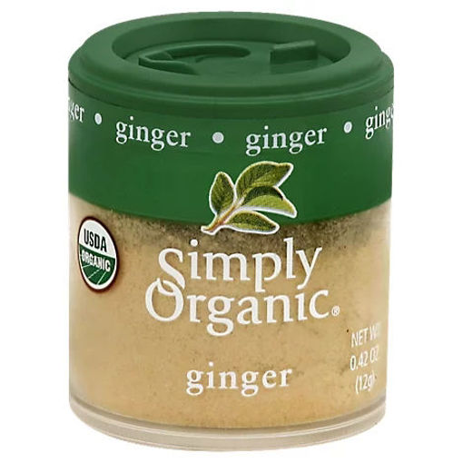 Picture of Simply Organic Ginger - 0.42 Oz