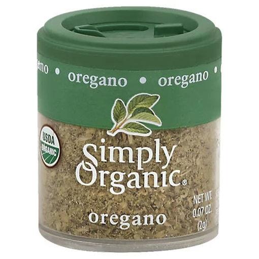 Picture of Simply Organic Oregano - 0.07 Oz