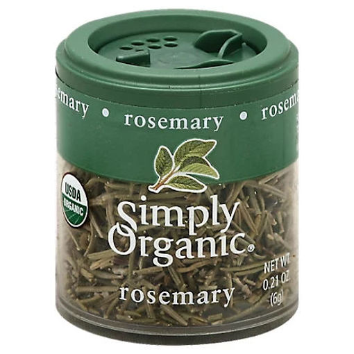 Picture of Simply Organic Rosemary - 0.21 Oz