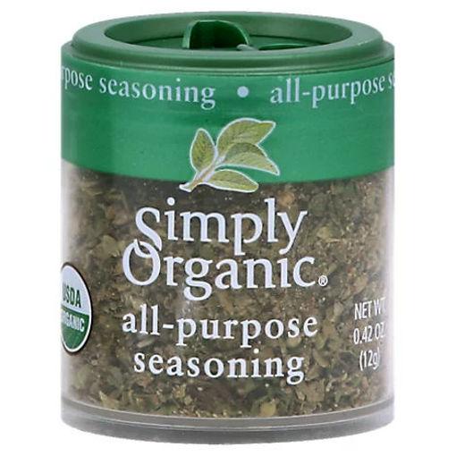 Picture of Simply Organic Seasoning All Purpose - 0.42 Oz