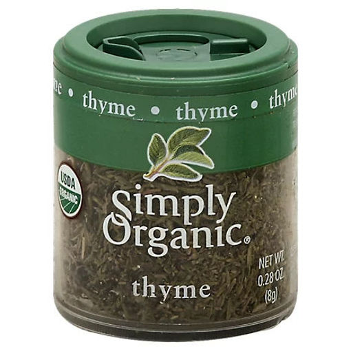 Picture of Simply Organic Thyme - 0.28 Oz