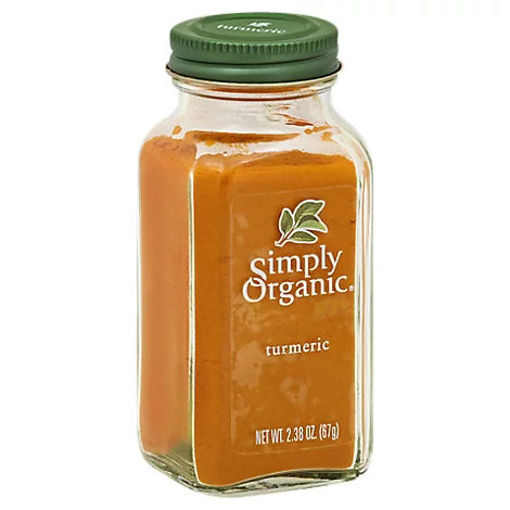 Picture of Simply Organic Turmeric - 2.38 Oz