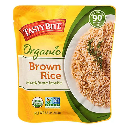 Picture of Tasty Bite Rice Organic Brown Bag - 8.8 Oz