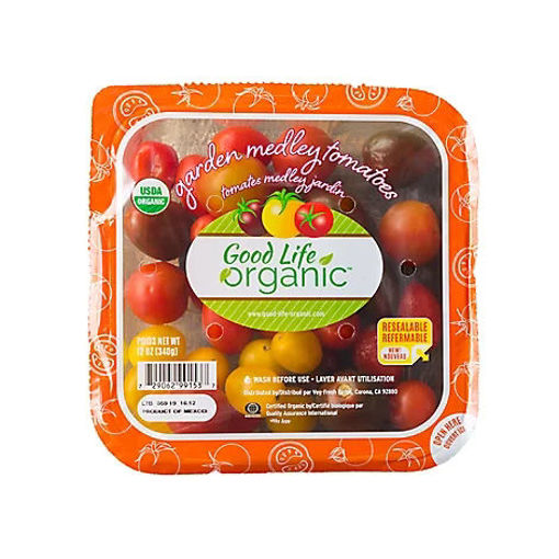 Picture of Tomatoes Garden Medley Organic - 12 Oz