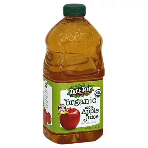 Picture of Tree Top Organic Apple 100% Juice - 64 Fl. Oz.